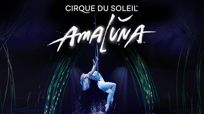 November 3- Janurary 12: Cirque du Soleil Amaluna