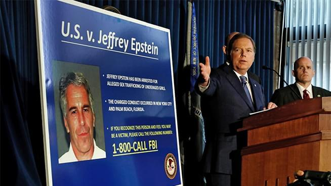 Epstein Found in Fetal Position on Floor of Jail Cell