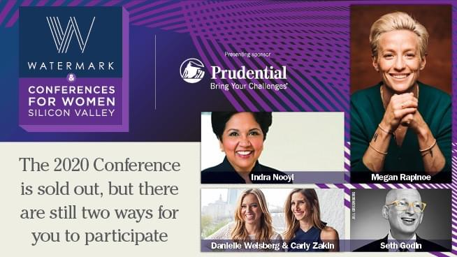 February 12: Watermark Conference for Women Silicon Valley