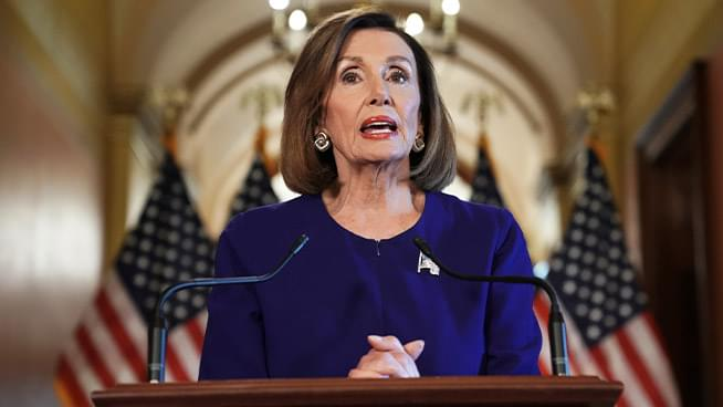 Speaker Pelosi Announces Formal Impeachment Inquiry following Whistleblower Complaint