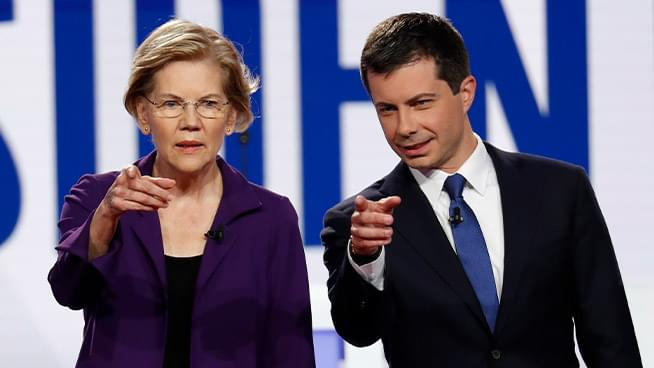 Ronn Owens Report: Thoughts on Last Night's Democratic Presidential Debate