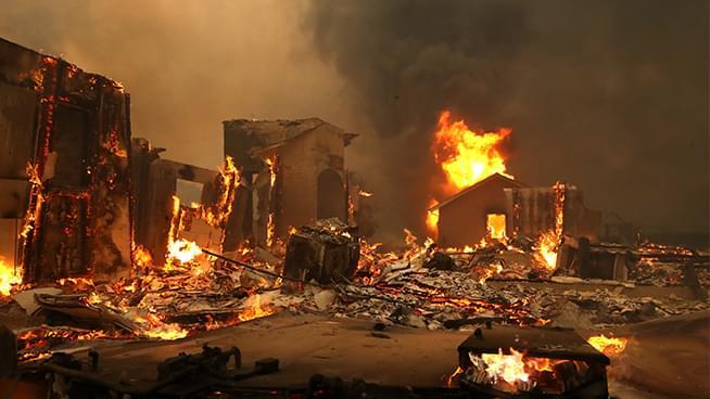The John Rothmann Show: Kincade Fire in Sonoma County