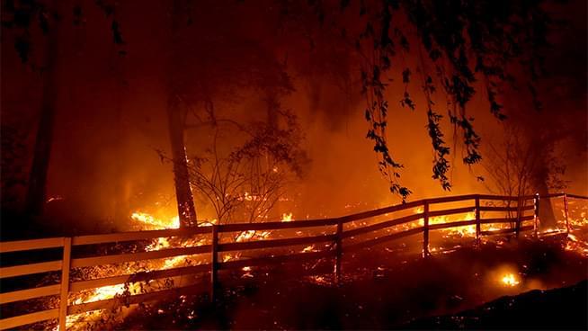 The Mark Thompson Show: California Wildfire Updates