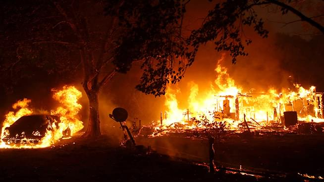 The Pat Thurston Show: Listeners Call in about Kincade Fire