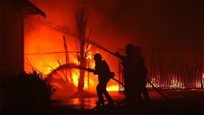 The Mark Thompson Show: Continuing Kincade Fire Discussions