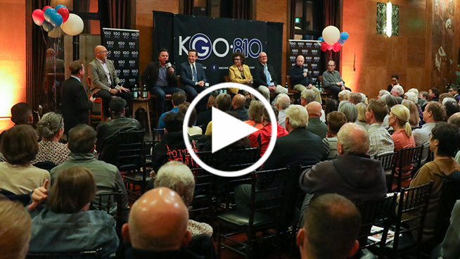 WATCH: KGO 2020 All-Star Debate