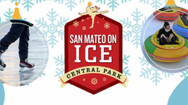 November 9- January 12: San Mateo on Ice