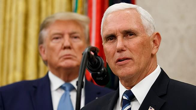 The Pat Thurston Show: Mike Pence, Exporting Homeless, and Impeachment