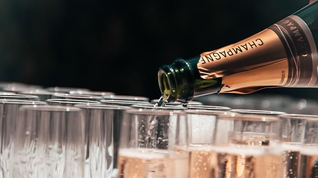 Ronn Owens Report: The Best Libation for New Year's Eve