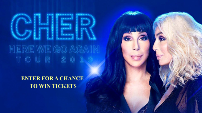 Enter for your chance to see Cher at The Chase Center!