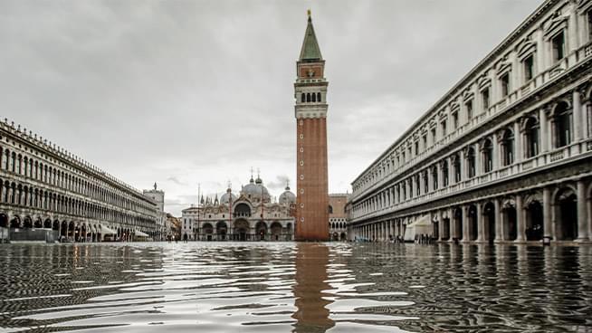 The John Rothmann Show: Re-Election, Tax Returns, & Venice Flooding