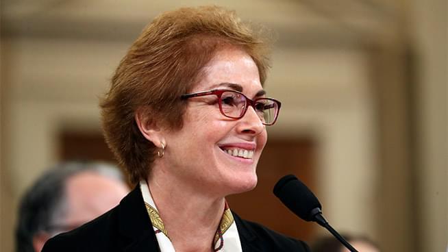 The Pat Thurston Show: Marie Yovanovitch & the Latest Testimony