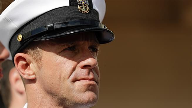 Westwood One's Bob Constantini on Navy Seal Edward Gallagher & Trump