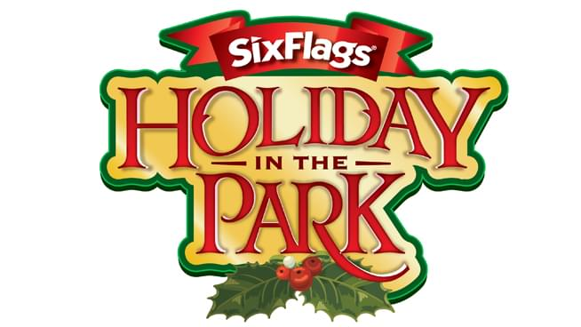 November 29 – January 5: Six Flags Holiday in the Park