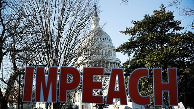 Ronn Owens Report: Today's Impeachment Vote with the Washington Examiner's David Drucker
