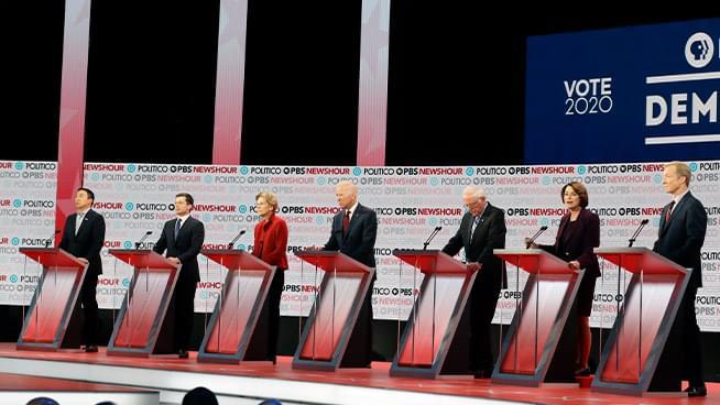 The Chip Franklin Show: Debates & Impeachment with Scott Dworkin