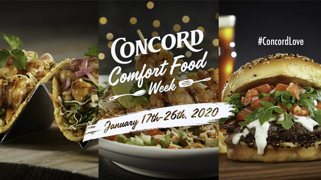 January 17 – 26: 3rd Annual Comfort Food Week