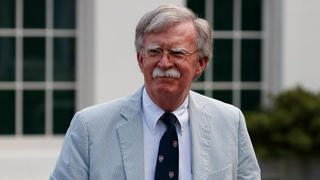 The Chip Franklin Show: Bolton to Testify with the Washington Post's Marc Fisher