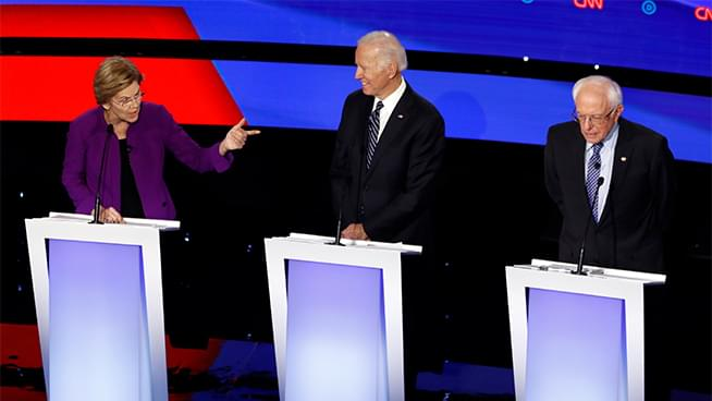 Recapping the Democratic Debate with KGO Hosts