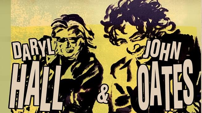 June 10: Hall & Oates