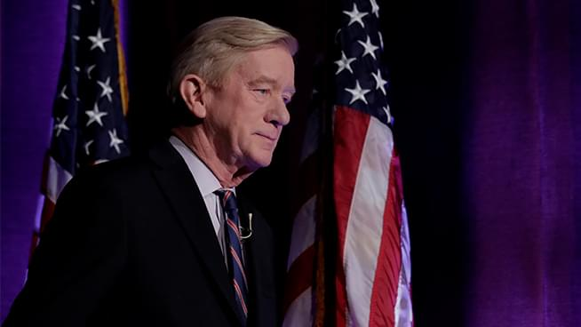 Ronn Owens Report: Former Mass. Governor, William Weld is Giving an Alternative to Trump on the Republican Ticket