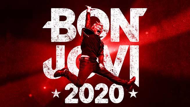 June 16: Bon Jovi – Event Cancelled