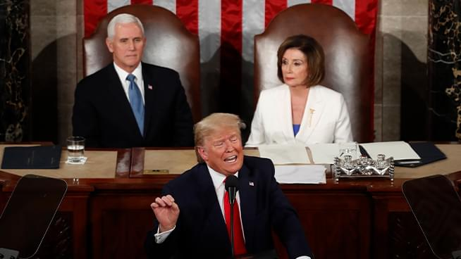 Ronn Owens Report: Thoughts on the State of the Union
