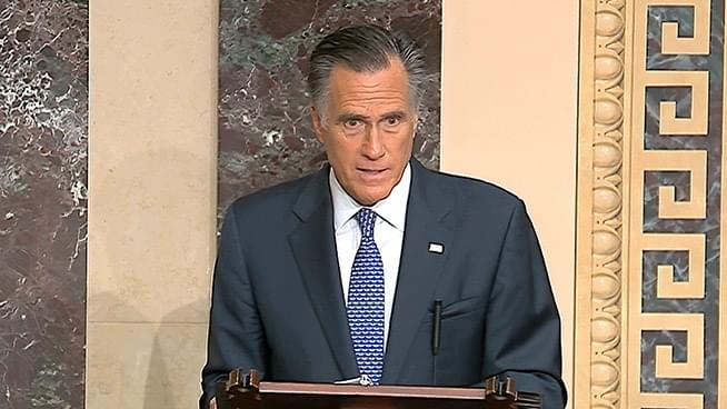 Ronn Owens Report: Mitt Romney's Vote with Washington Post columnist, E.J. Dionne