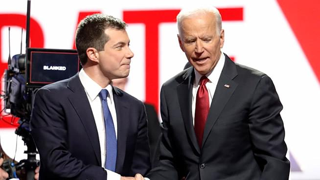 A Gil Gross Podcast: Biden's Future & Buttigieg's Potential with Axios' Nick Johnston