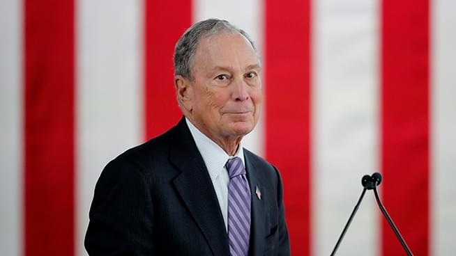 Ronn Owens Report: Bloomberg's Rising Popularity with Political Analyst Gary Dietrich