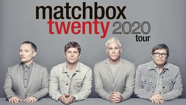 September 25, 2021: Matchbox Twenty