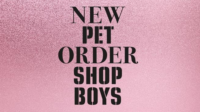 October 13: Pet Shop Boys & New Order