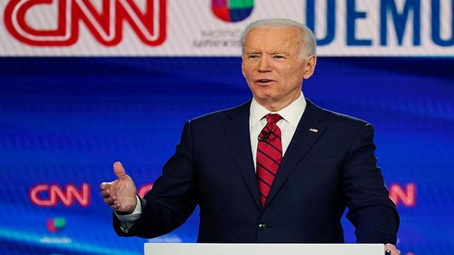 Ronn Owens Report: Joe Biden's Primary Victories
