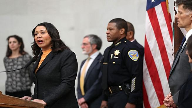 Mayor London Breed Talks to Chip Franklin About the COVID-19 Pandemic
