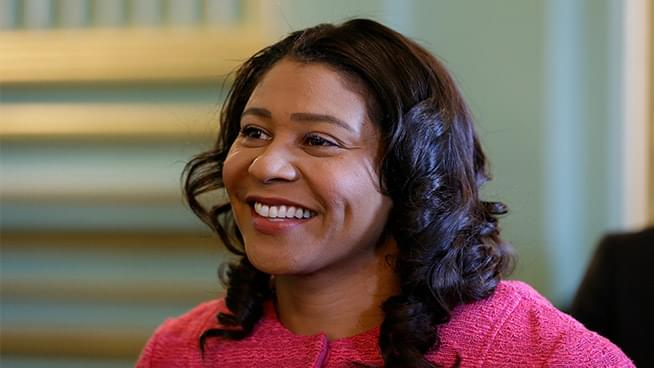 Mayor London Breed visits Pat Thurston to Discuss how San Francisco is Sheltering in Place