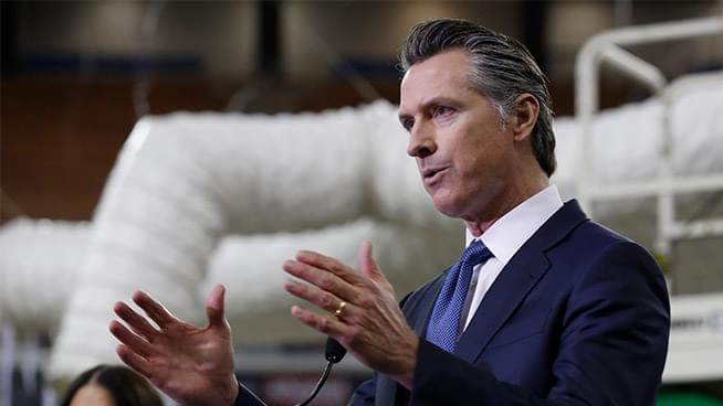 Governor Gavin Newsom Provides 200 Million Medical Masks Per Month for CA