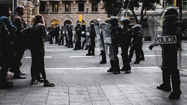The John Rothmann Show: Systemic Racism, Peaceful Protests & Police