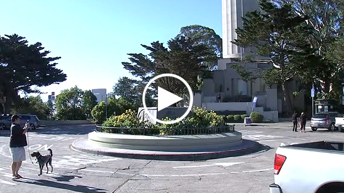 Christopher Columbus Statue Removed From Coit Tower