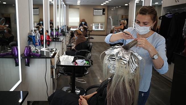SF to Open Hair Salons, Museums, Zoos, And Outdoor Bars Next Week Pending State Approval, Low COVID Numbers