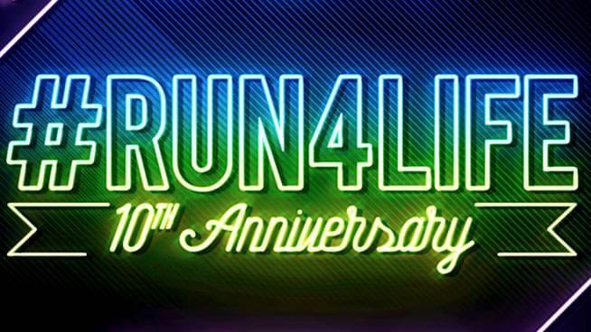 September 12, 2020: Run 4 Life