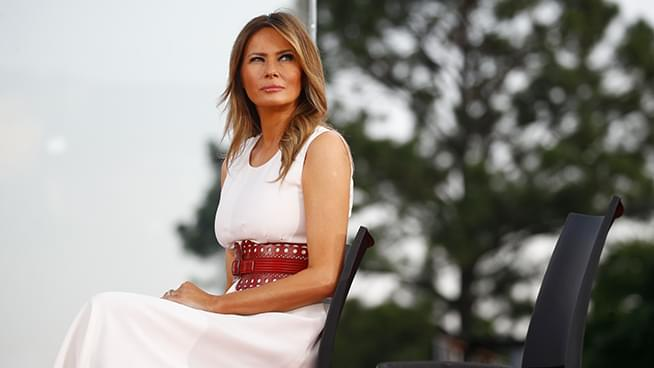 Ronn Owens Report: Pulitzer-Prize Winning Reporter, Mary Jordan, On Melania Trump
