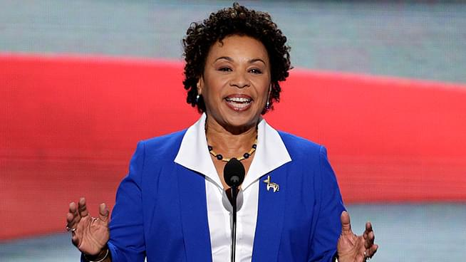 Ronn Owens Report: U.S. Congresswoman Barbara Lee Explains SNAP