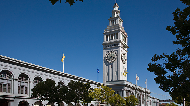 San Francisco's Famous Ferry Building Closes Indoor Shopping After Being Ruled a Mall