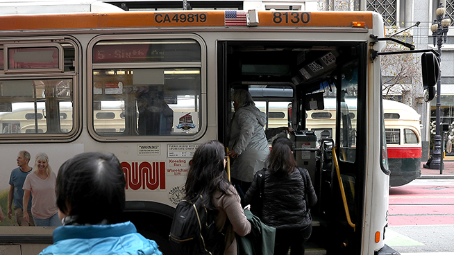 MUNI Driver Assaulted as Pandemic-Related Hate Crimes Climb