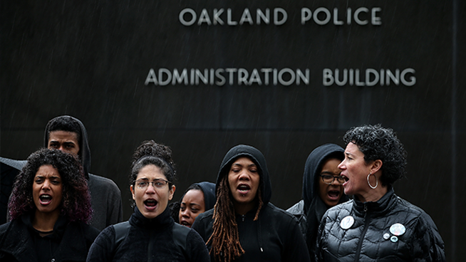 "Oakland City Council Creates Task Force to ""Reimagine"" Public Safety"
