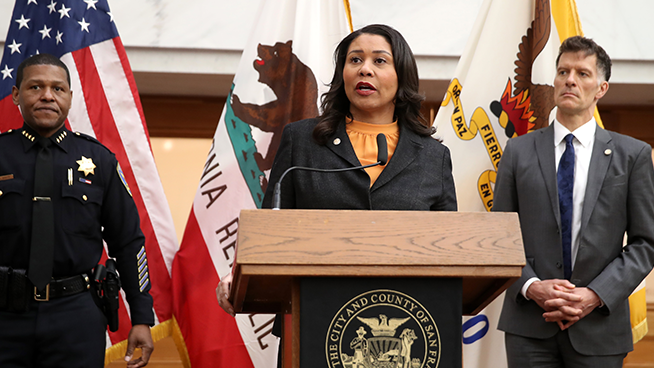 Breed Announces New Budget Proposal, $120 Million Divestment from SFPD
