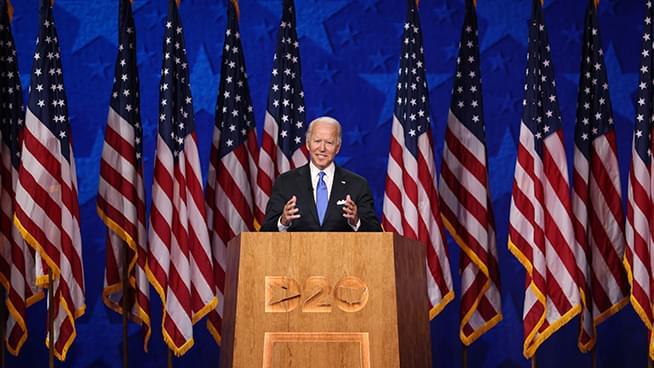 Ronn Owens Report: Ronn's Final Analysis of the DNC, Specially Joe Biden