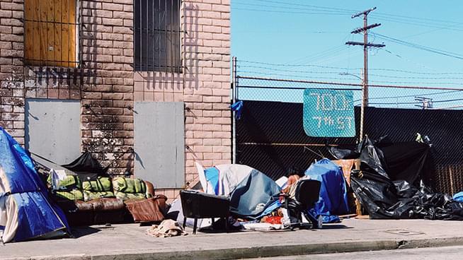 Governor Newsom on Homelessness During COVID-19