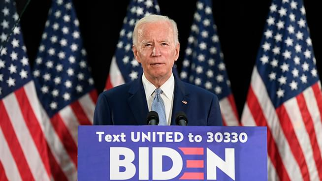 "Ronn Owens Report: ""Is the Media too Easy on Joe Biden?"""
