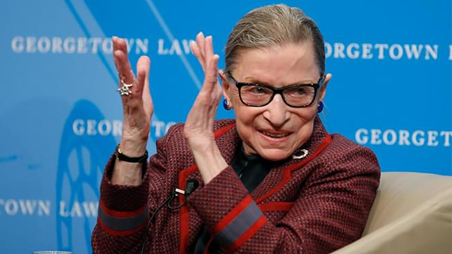 California Mourns: 'Ruth Bader Ginsberg's passing is a devastating loss for our country'